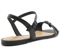 Sandália Minimal Preta