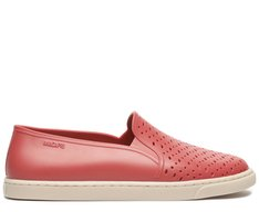 Tênis Slip On Rosa Alegre Ana Splash
