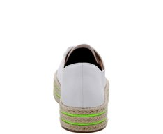 Tênis Bia Flatform Verde Neon