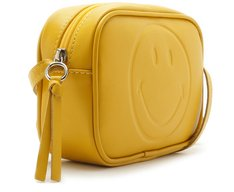 Crossbody Smiley Amarela