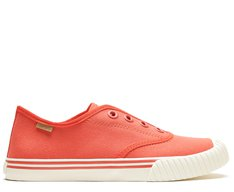 Slip On Laranja Lona Alê Colors
