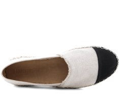 Espadrille Casual Bege