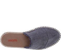 Alpargata Mule Jeans
