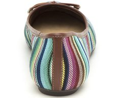 Sapatilha Listras Multicolor