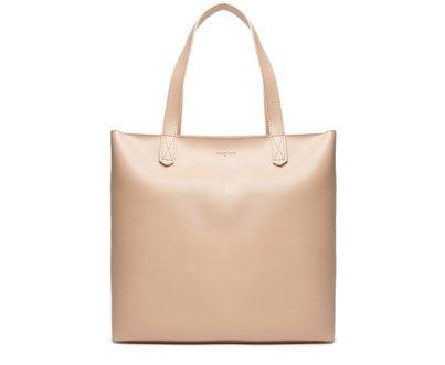 Bolsa Shopping Rosa Lisa