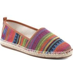 Espadrille Jacquard Multicolor