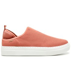 Slip On Laranja Peach Stretch
