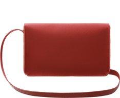 Crossbody Texturizada Vermelha