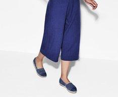 Espadrille Blue Jeans