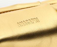 Crossbody Dourada Vintage