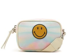 Crossbody Smiley Tie-dye