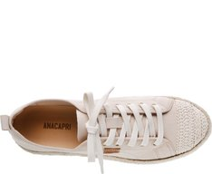 Tênis Bia Crochet Off White