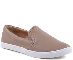 Tenis Slip On Colors Bege