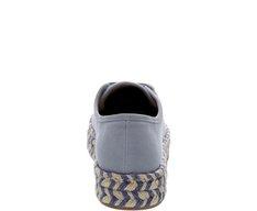 Tênis Bia Flatform Lona Jeans