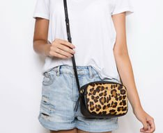 Crossbody Lyon Animal Print