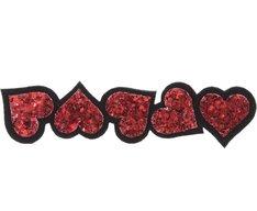 Patch Coração Vermelho