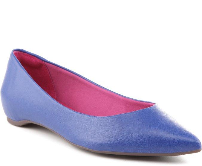 Sapatilha Minimal Azul