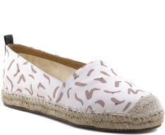 Espadrille The Naked Lady Estampada Areia