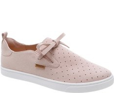 Tênis Malu Slip On Blush
