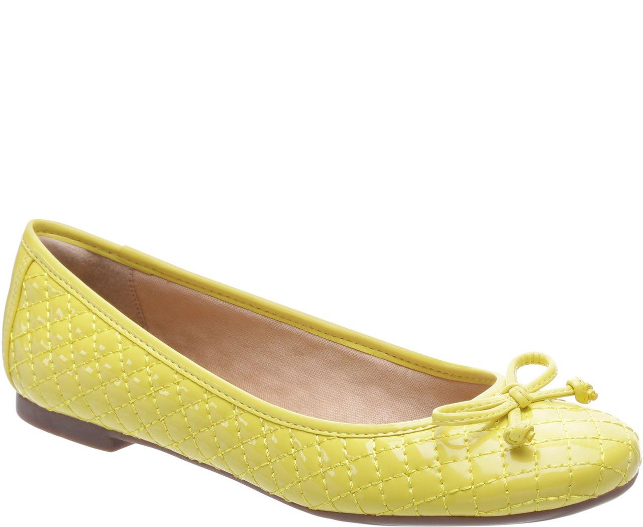 Sapatilha Tem que Ter Verniz Amarela
