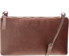 Crossbody Nepal Veludo Blush