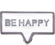 Pingente Be Happy