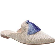 Mule Barbicacho Azul