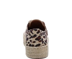 Tênis Bia Flatform Animal Print Blush
