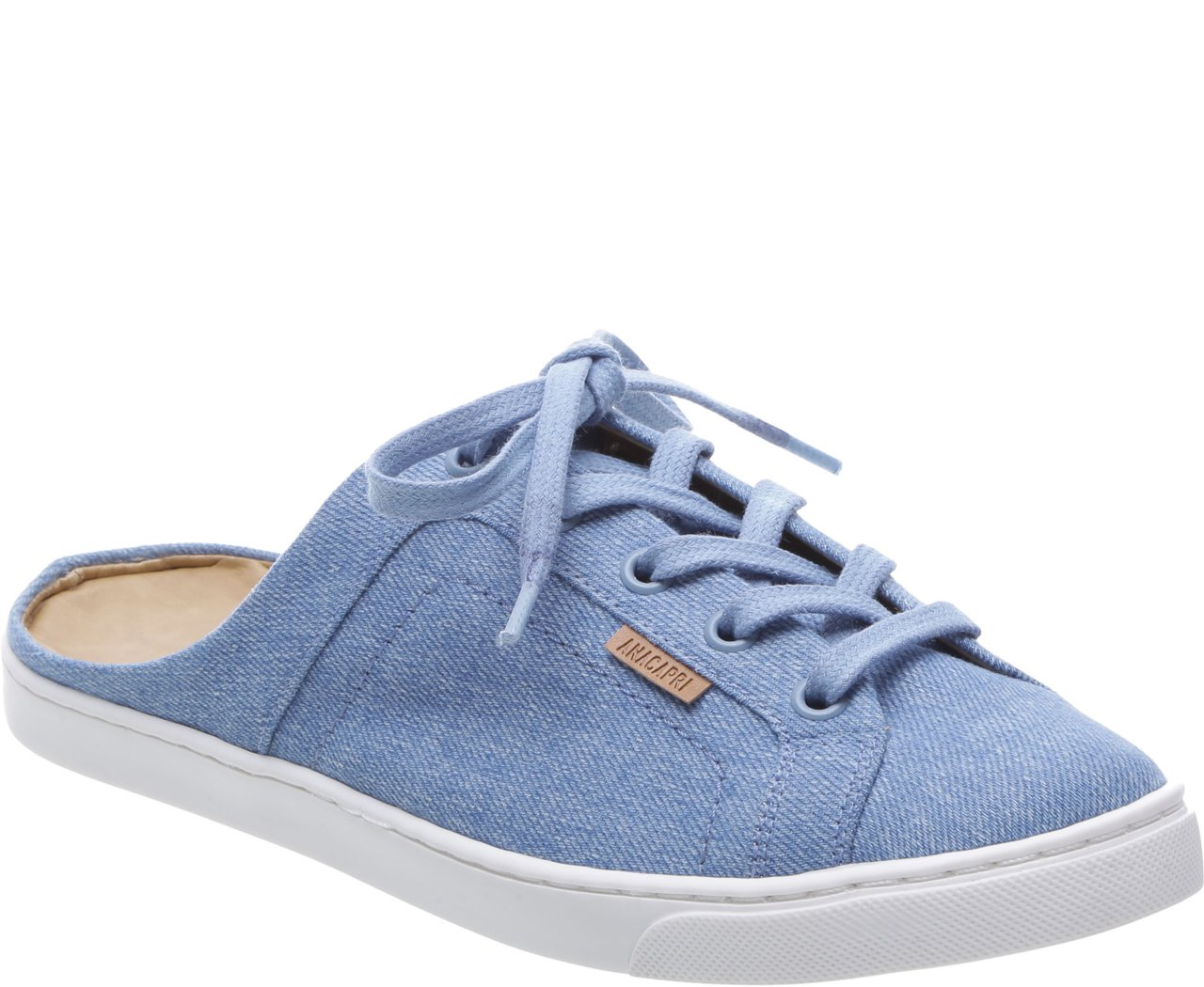 Tênis Mule Azul Jeans