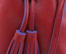 Mini Bucket Ravena Vermelha
