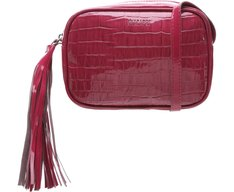 Crossbody Ana Croco Rosa