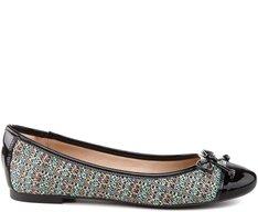 Sapatilha Tweed Multicolor