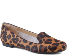 Slipper Pelo Animal Print