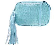 Crossbody Ana Croco Acqua
