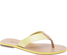 Chinelo Relax Amarelo