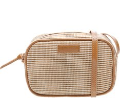 Crossbody Firenze Ráfia