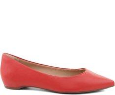 Sapatilha Minimal Vermelha