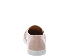 Tênis Slip On Tressê Verniz Blush
