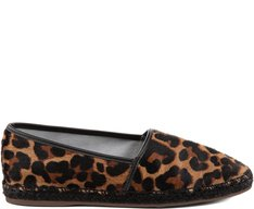 Espadrille Animal Print