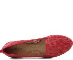 Slipper Furadinho Vermelho