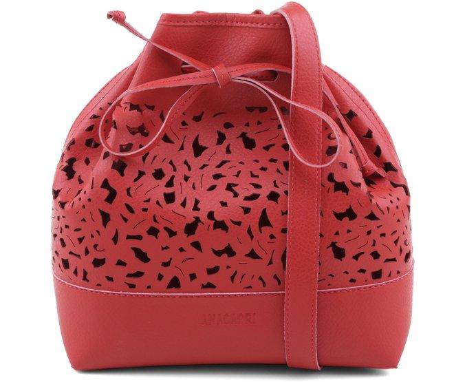Bucket Treviso Vermelha