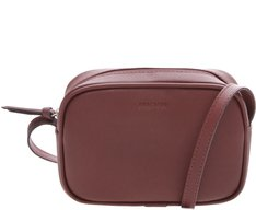 Crossbody Firenze Bordô