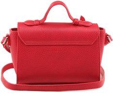Mini satchel Turim Vermelha