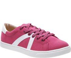 Tênis New Ana Lona Pink