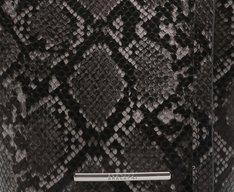 Bucket Castel Snake Cinza