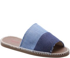 Alpargata Mule Jeans Desfiado