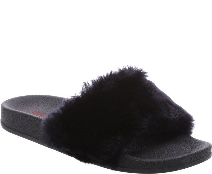 Slide Pelinhos Preto