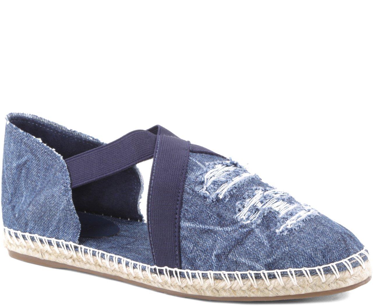 Espadrille Aberta Jeans