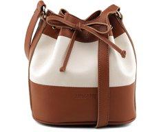 Bucket Luca Marrom e Branco