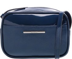 Crossbody Royan Azul Cobalto